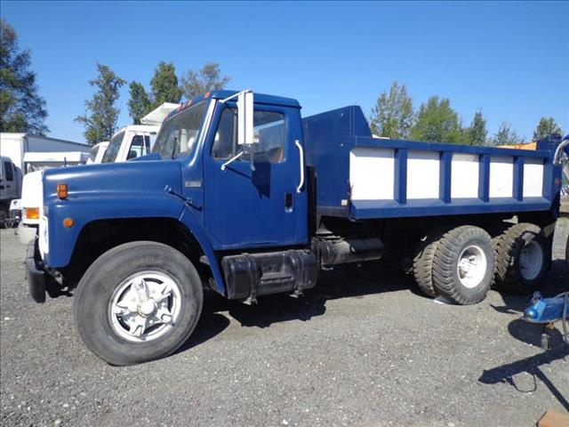 used 1989 international dump truck unspecified in anchorage ak at united auto sales llc. Black Bedroom Furniture Sets. Home Design Ideas