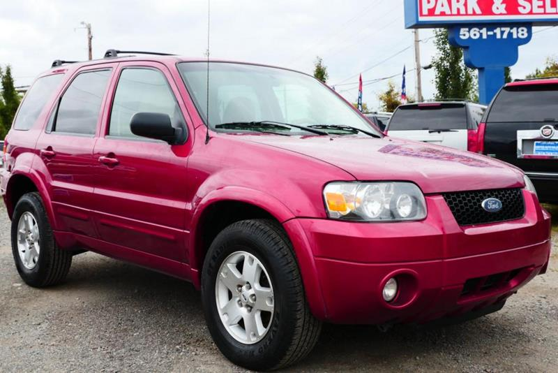 2007 Ford Escape For Sale in Alaska - Carsforsale.com