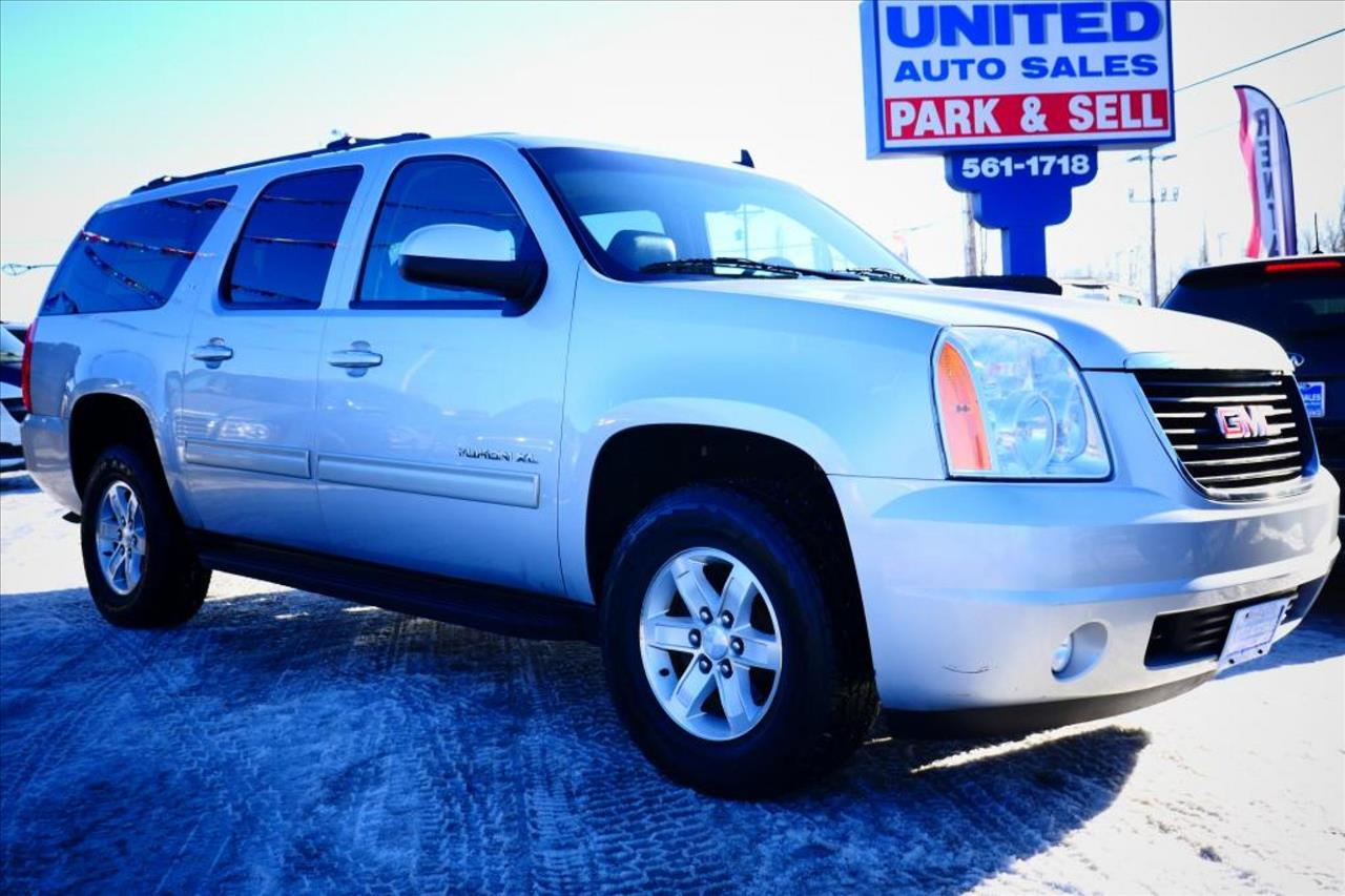 2013 gmc yukon xl 4x4 slt 1500 4dr suv in anchorage ak. Black Bedroom Furniture Sets. Home Design Ideas