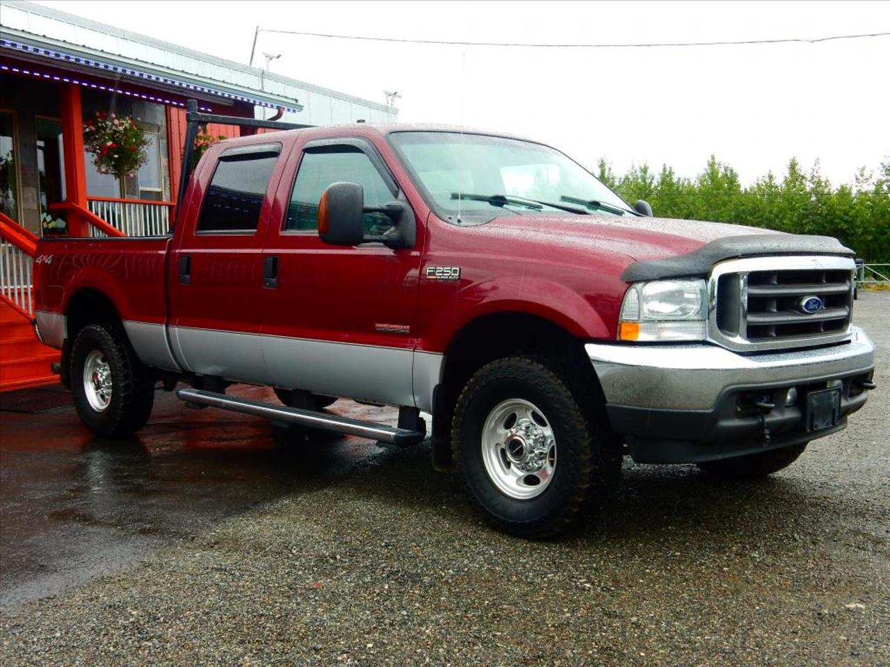 2004 ford f 250 super duty crew cab in anchorage ak. Black Bedroom Furniture Sets. Home Design Ideas