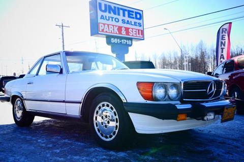 1979 Mercedes-Benz SL-Class for sale in Anchorage, AK