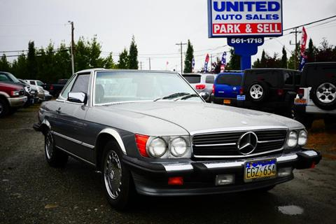 1988 Mercedes-Benz 560-Class for sale in Anchorage, AK