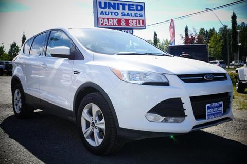 2014 Ford Escape for sale in Anchorage, AK