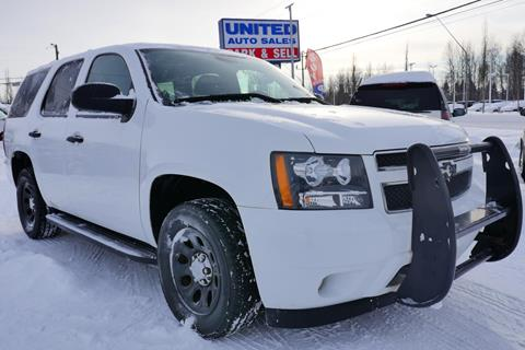 2009 Chevrolet Tahoe for sale in Anchorage, AK