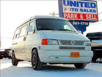 2002 Volkswagen EuroVan for sale in Anchorage, AK