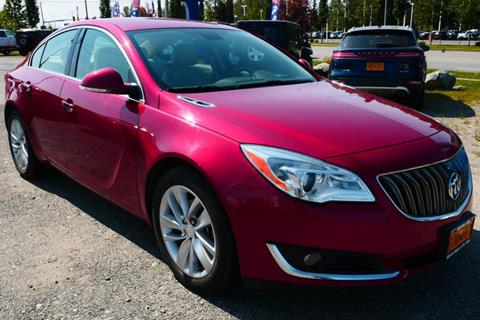 2014 Buick Regal for sale in Anchorage, AK