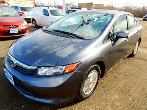 2012 Honda Civic for sale in Anchorage, AK