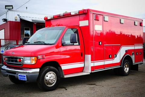 2001 Ford E-450 for sale in Anchorage, AK