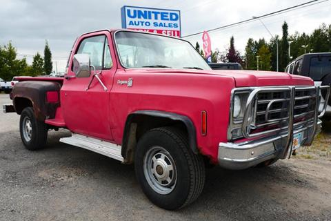 1979 Chevrolet C/K 10 Series for sale in Anchorage, AK