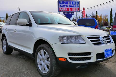 2006 Volkswagen Touareg for sale in Anchorage, AK