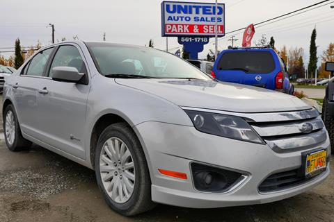 2010 Ford Fusion Hybrid for sale in Anchorage, AK