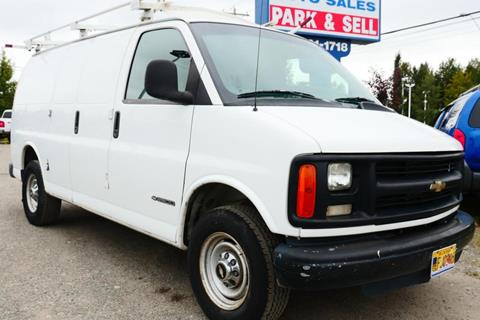 1999 Chevrolet Express Cargo for sale in Anchorage, AK