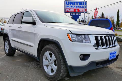 2011 Jeep Grand Cherokee for sale in Anchorage, AK