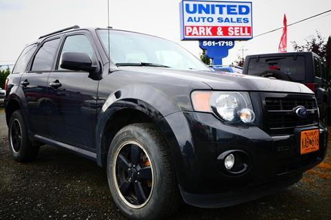 2011 Ford Escape for sale in Anchorage, AK