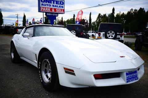 1982 Chevrolet Corvette for sale in Anchorage, AK