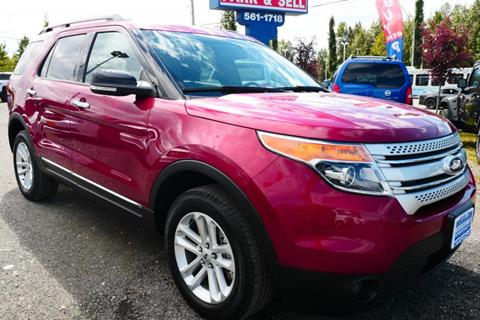 2015 Ford Explorer for sale in Anchorage, AK