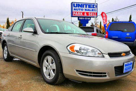 2007 Chevrolet Impala for sale in Anchorage, AK
