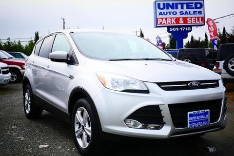 2013 Ford Escape for sale in Anchorage, AK