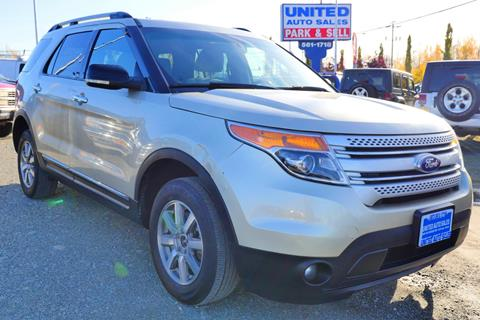 2011 Ford Explorer for sale in Anchorage, AK