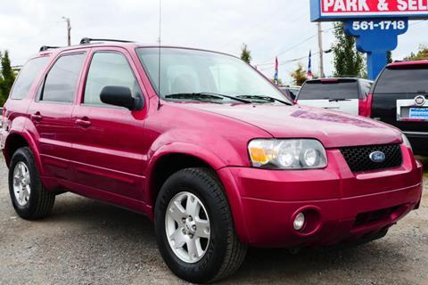 2007 Ford Escape for sale in Anchorage, AK