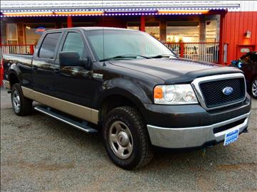 Worthington Ford Anchorage >> Used Ford Trucks For Sale Anchorage, AK - Carsforsale.com