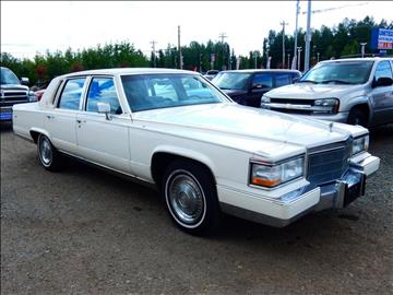 1991 Cadillac Brougham for sale in Anchorage, AK