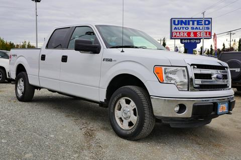 2013 Ford F-150 for sale in Anchorage, AK