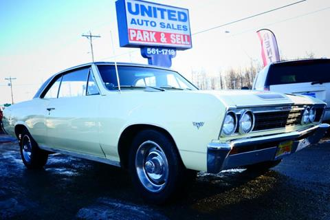 1967 Chevrolet Malibu Classic for sale in Anchorage, AK