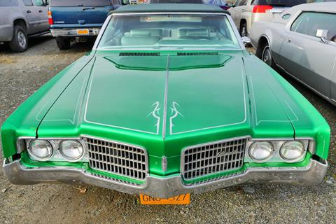 1969 Oldsmobile Ninety-Eight for sale in Anchorage, AK