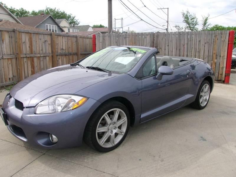 2007 mitsubishi eclipse spyder for sale in cleveland oh. Black Bedroom Furniture Sets. Home Design Ideas