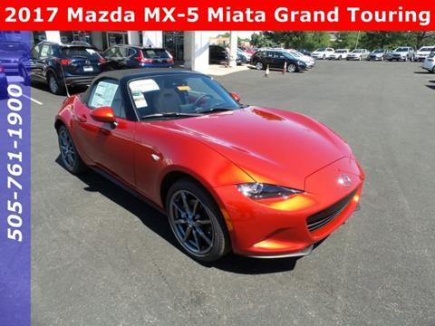 2017 Mazda MX-5 Miata for sale in Albuquerque, NM
