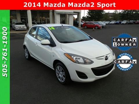 2014 Mazda MAZDA2 for sale in Albuquerque, NM