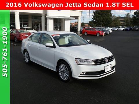 2016 Volkswagen Jetta for sale in Albuquerque, NM