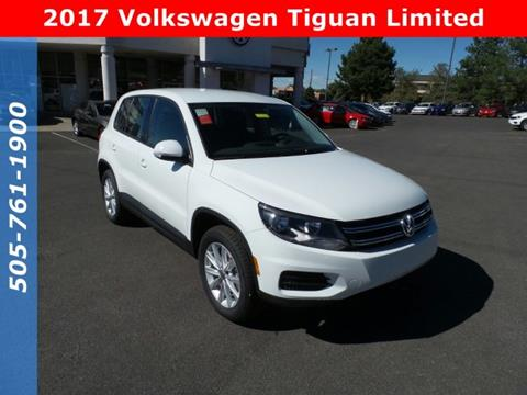 2017 Volkswagen Tiguan Limited for sale in Albuquerque, NM