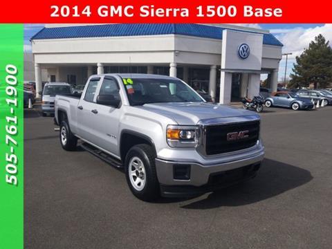 2014 GMC Sierra 1500 for sale in Albuquerque, NM