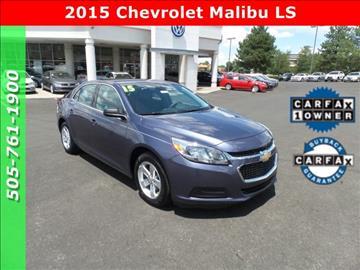 2015 Chevrolet Malibu for sale in Albuquerque, NM
