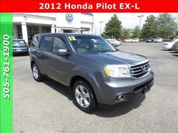 2012 Honda Pilot for sale in Albuquerque, NM