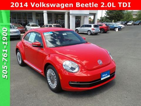 Used Volkswagen Beetle For Sale in New Mexico - Carsforsale.com