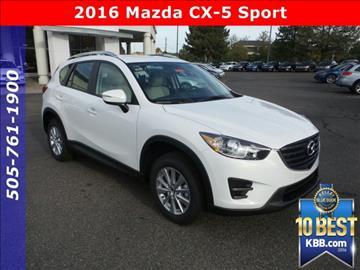 2016 Mazda CX-5 for sale in Albuquerque, NM