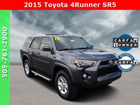 Toyota 4runner For Sale In New Mexico Carsforsale Com