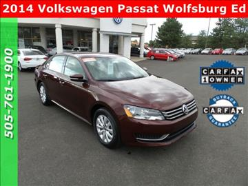 2014 Volkswagen Passat for sale in Albuquerque, NM