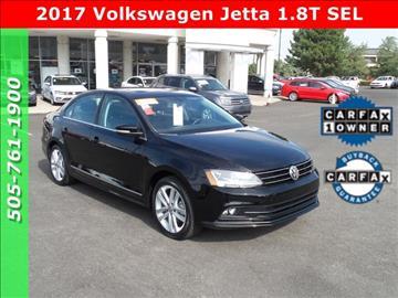 2017 Volkswagen Jetta for sale in Albuquerque, NM