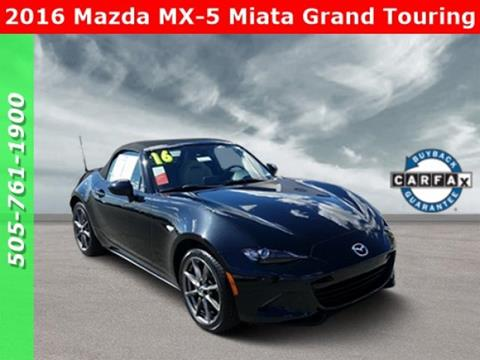 2016 Mazda MX-5 Miata for sale in Albuquerque, NM