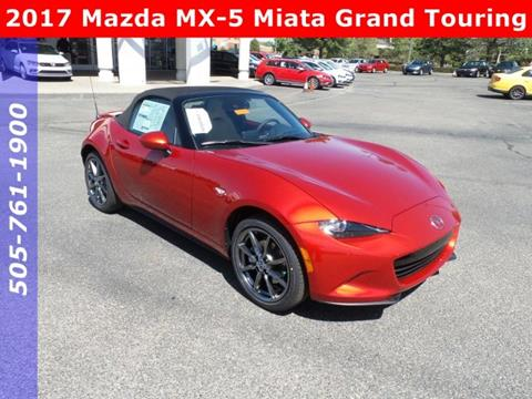 2017 Mazda MX-5 Miata for sale in Albuquerque, NM