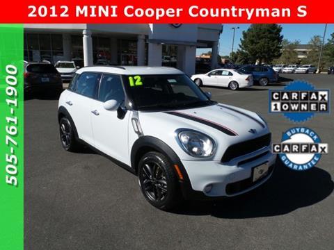 2012 MINI Cooper Countryman for sale in Albuquerque, NM