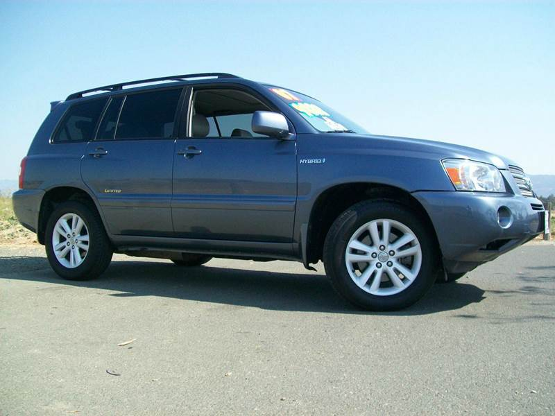 2007 toyota highlander hybrid awd limited 4dr suv w 3rd row in napa ca m j auto sales. Black Bedroom Furniture Sets. Home Design Ideas