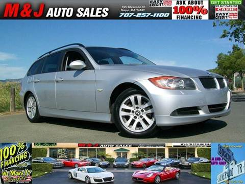 2007 BMW 3 Series for sale in Napa, CA