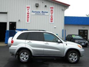 2002 Toyota RAV4 for sale in Waukegan IL