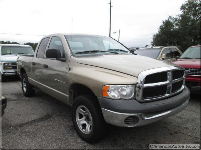 2002 Dodge Ram Pickup 1500 for sale in merce GA