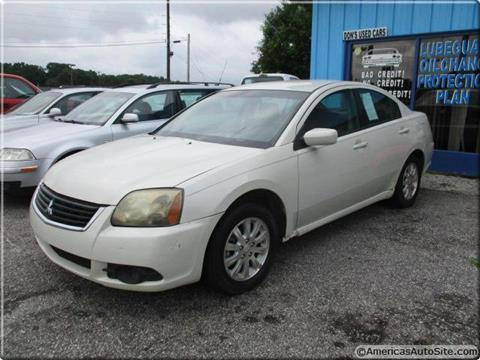 2009 Mitsubishi Galant For Sale In Commerce, GA
